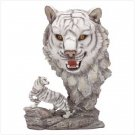 ALAB WHITE TIGER W/TIGER HEAD