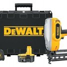 "XRP 1-1/4"" - 2-1/2"" 12V/14.4V 16 Gauge Straight Finish Nailer Kit - DeWalt"