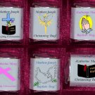 150 CHRISTENING COMMUNION BAPTISM Candy Wrappers Favors