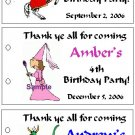 DRAGONS KNIGHTS BIRTHDAY Party Lollipop suckers Favors