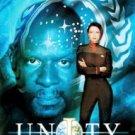 Star Trek Deep Space Nine: Unity by S.D. Perry - 1st Ed. 1st Printing Hardcover