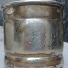 Antique Derby's S.P. Co Baby's Cup 3 1/2
