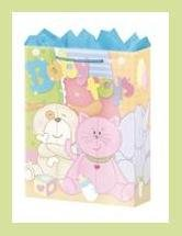 Baby Toys baby shower gift bag wrap supplies decoration