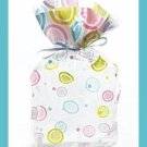 Cello Party/Loot Bags – Mod Dots – 10 ct