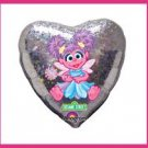 Abby Cadabby party balloon supplies - Sesame Street