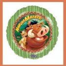 Lion King birthday party balloon Timon & Pumbaa supplies