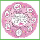 Princess Birthday Party Balloon - supplies/decorations