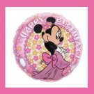 Minnie Mouse Mylar Birthday Balloon party supplies
