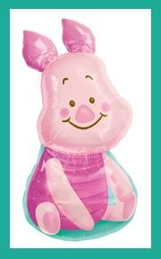 Piglet Baby Shower Party Balloon Winnie the Pooh
