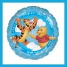 Winnie the Pooh It's a Boy baby shower balloons supplies