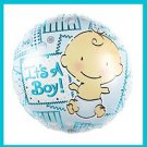 It's a Boy baby shower balloons supplies decorations