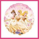 Disney Princess party balloons Belle/Cinderella/Beauty