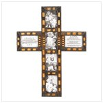 12248 Cross Collage Photo Frame