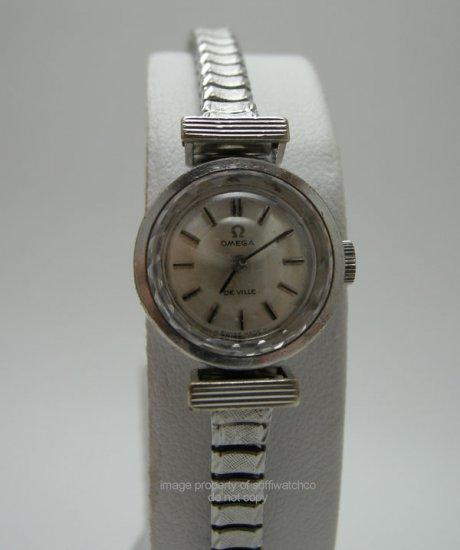 Vintage Omega Deville Ladies Wrist Watch
