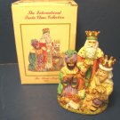 1995 Spain three Magi Kings 3 Wise Men Christmas figurine international Santa Claus collection SC19