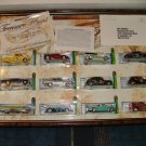2002 Hotwheels Hot Wheels JC Penny Treasure Hunt Set