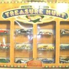 2001 Hotwheels Hot Wheels JC Penny Treasure Hunt Set