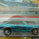 2004 Hot Wheels Hotwheels RLC Neo Classic 1970 Chevelle SS