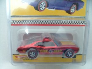 2008 Hot Wheels Hotwheels RLC fire Chief's Special