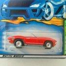 2001 Hot Wheels Hotwheels Treasure Hunt '65 Corvette
