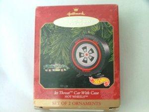 2000 Hot Wheels Hotwheels Hallmark Keepsake Ornament