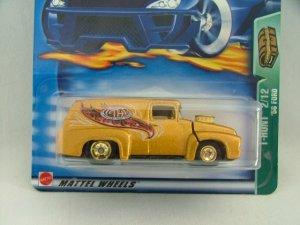 2003 Hot Wheels Hotwheels Treasure Hunt '56 Ford