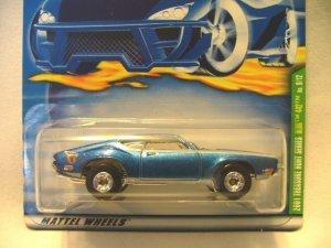 2001 Hot Wheels Hotwheels Treasure Hunt Olds 442