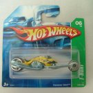 2007 Hot Wheels Hotwheels Treasure Hunt Hammer Sled SC