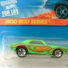 1996 Hot Wheels Hotwheels Mod Bod Series '67 Camaro