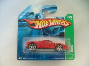 2007 Hot Wheels Hotwheels Treasure Hunt Enzo Ferrari SC