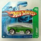 2007 Hot Wheels Hotwheels Treasure Hunt '69 Camaro Z28 SC