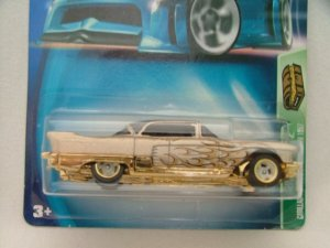 2003 Hot Wheels Hotwheels Treasure Hunt Cadillac Eldorado Brougham 1957