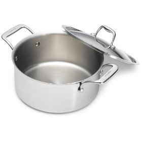 Paderno Fusion5 5 Quart Dutch Oven with cover
