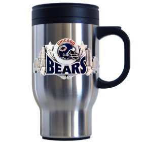 Siskiyou Sports Chicago Bears Mug 18 Ounce