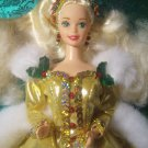 1994 Special Edition Happy Holidays Blond Barbie NRFB with 5 x 7 Picture Great Christmas Gift