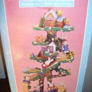 rare Seymour Mann The Easter Collectibles Bunnies on a Slide and Swing