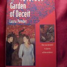 Garden Of Deceit by Laura Pender Harlequin Intrigue Romance Book No. 240 August 1993