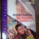 The Princess's Bodyguard by Beverly Barton Silhouette Intimate Moments No 1177 2002