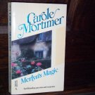 1993 Merlyn's Magic by Carole Mortimer Harlequin Romance Paperback Book