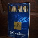 2001 The Texas Ranger by Diana Palmer Mira Romance Book ISBN 1-55166-843-2