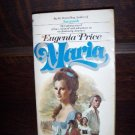 Maria by Eugenia Price Bantam Historical Fiction Romance Book No 2636205