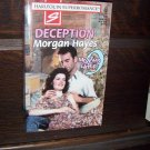 Deception by Morgan Hayes Harlequin Super Romance Book No 773 Jan 1998