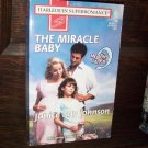 The Miracle Baby by Janice Kay Johnson Harlequin Super Romance Book No 736 June 1997