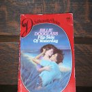 Flip Side of Yesterday by Billie Douglass Silhouette Desire Romance Book
