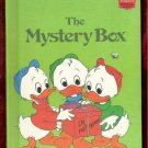 The Mystery Box Huey Louie Dewey Walt Disney Productions Presents Children's 1st Edition Collectable