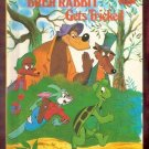 Brer Rabbit Gets Tricked Walt Disney Productions Presents Childrens Collectable Hardcover Book 1981