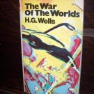 The War Of The Worlds by H.G. Wells Paperback Book Scholastic Book 7th Printing 1974