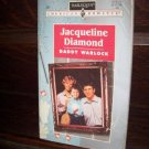 Daddy Warlock Jacqueline Diamond Harlequin American Paranormal Romance Book July 1997 #687