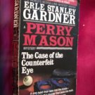 The Case of the Counterfeit Eye Earle Stanley Gardner A 1991 Ballantine Perry Mason Mystery Book