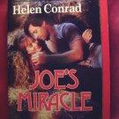 Joe's Miracle by Helen Conrad Harlequin Super Romance Book #544 April 1993